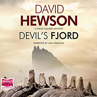 Devil's Fjord audiobook cover art