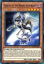 Yu-Gi-Oh! - Vanadis of The Nordic Ascendant - LEHD-ENB11 - Common - 1st Edition - Legendary Hero Decks - Aesir Deck