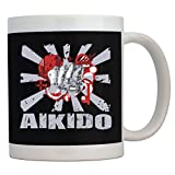 Teeburon Aikido Fist Taza