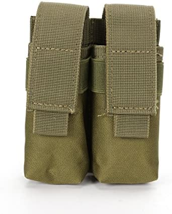Nehostertfy Tactical Double Pistol Magazine Pouch Mag Holder product image