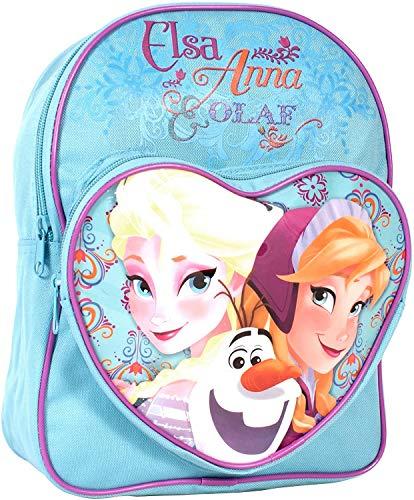 Disney Frozen Arch Children's Backpack, 31 cm, 9 Liters, Light Blue