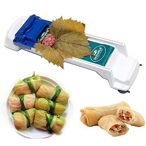 Sushi Roller, Weinblätter Rollmaschine Startseite Kreative Küche Roller Küchen Rollwerkzeug Für Gemüse Und Fleisch, Sushi Roller Dolma Roller Gemüse- Und Fleischrollen Rollen Werkzeug