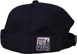 4UFiT حافة مأخذ ليون قبعة ملفوفة صفعة ميناء لا قناع الجمجمة دوك قبعة صغيرة للرجال والنساء