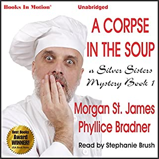 The Corpse in the Soup audiobook cover art