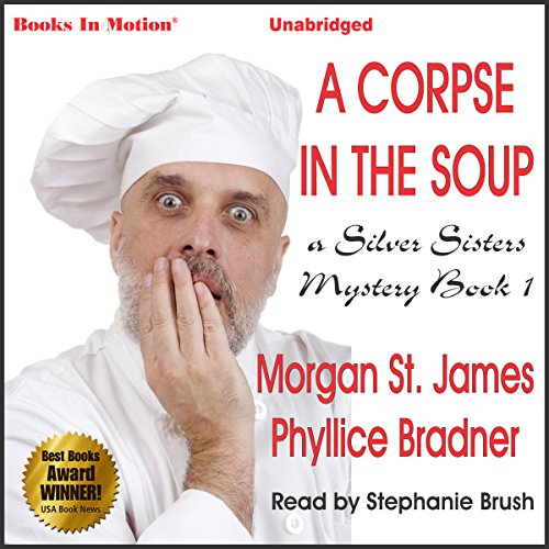 The Corpse in the Soup cover art