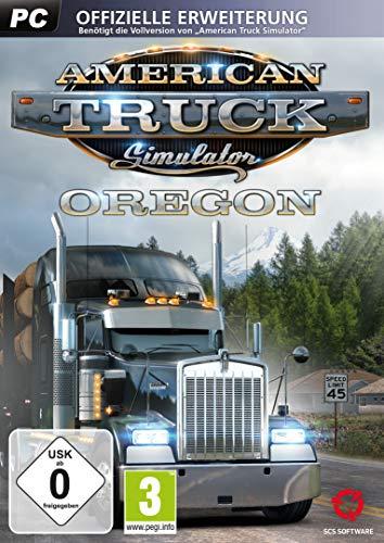 American Truck Simulator: Oregon DLC [Edizione: Germania]