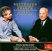 ベートーヴェン:ピアノ協奏曲第4番ト長調 他
