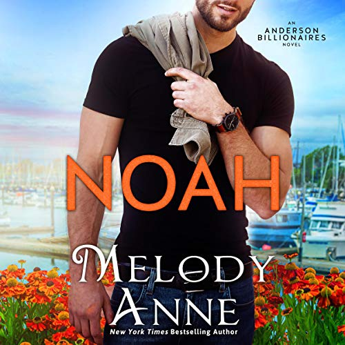 Noah audiobook cover art