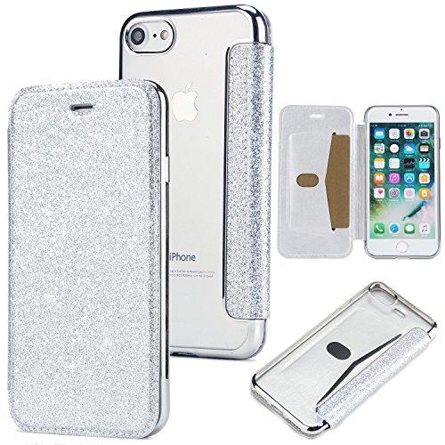 Herbests Kompatibel mit Samsung Galaxy A50 Handyh/ülle 360 Grad H/ülle Crystal Full Cover Bling Gl/änzend Glitzer Transparent Durchsichtige Schutzh/ülle Doppel-Schutz Rundumschutz H/ülle,Rosa