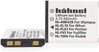 Hahnel for Nikon Digital Cameras Capacity Replacement for Nikon EN-EL10 720mAh, 3.7V, 2.7Wh