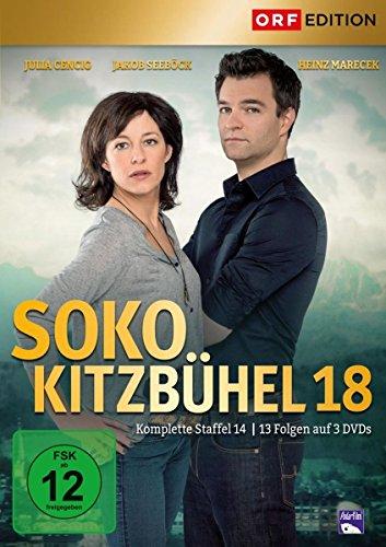 SOKO Kitzbühel - Box 18 (3 DVDs)