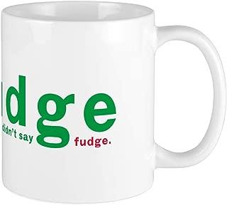 CafePress Oh Fudge Mug Unique Coffee Mug, Coffee Cup