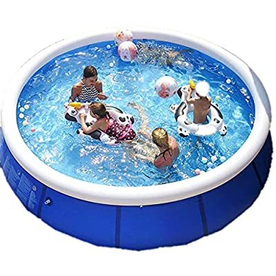QixinWluo(Studio 21 Graphix) Large Swimming Pool Set 13-Foot x 36-inch/420×84cm