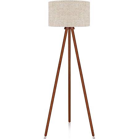 Lepower Tripod Floor Lamp Mid Century Modern Standing Light Home Improvement
