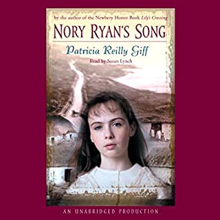 Nory Ryan's Song audiobook cover art
