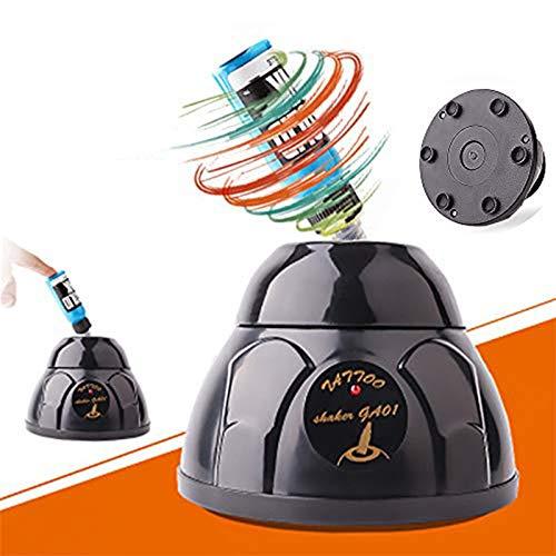 EMGOD Tattoo-Farbmischer, Elektrische Tätowierung-Pigment-Tinten-Nagellack-Flüssigkeit Flasche Shaker Vortexer Maschine, Für Maniküre Oder Tätowierer