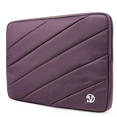 Purple Laptop Sleeve 14 inch Fit for Lenovo 14e ChromeBook, 14w, IdeaPad S940 S340, ThinkBook 14s, ThinkPad E495 T495s P43s T490s E490 T490 E490s X1 Carbon 7th Gen X1 Yoga 4th Gen 2019, Yoga S940