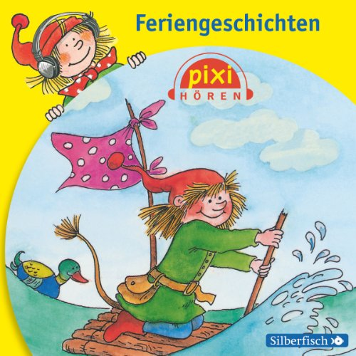 Feriengeschichten audiobook cover art