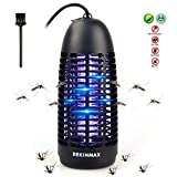 DEKINMAX Électrique Lamp Anti-Moustique 6W UV Tueur de Moustique Contre Insecte, Moustiques, Mouches, Punaise pour Usage Intérieur (02)