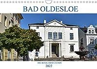 Bad Oldesloe 2022 (Wandkalender 2022 DIN A4 quer): BAD OLDESLOE - DIE BESTE TRAVE STADT (Monatskalender, 14 Seiten )