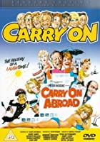 Carry on Abroad [DVD]