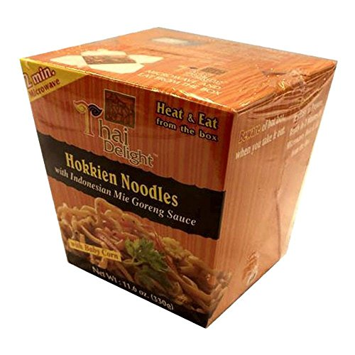 Thai Delight Hokkien Nudeln Indonesian Mie Goreng 330g