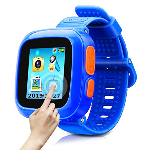 Watch for Kids Watch Kids Smart Watch for Kids Watch with Games Camera Alarm Timer Pedometer Wrist Watch for Kids Boys Girls Toys Age 3-11 Years Birthday Festival Gifts Education Toys