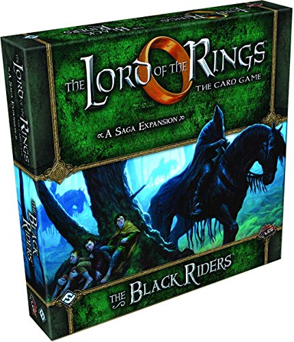 Lord of the Rings Lcg: The Black Riders Expansion