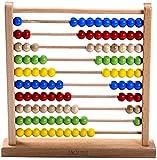 Jaques of London Abacus - Grandi Giocattoli educativi e Giocattoli per Bambini Perfetti. O...