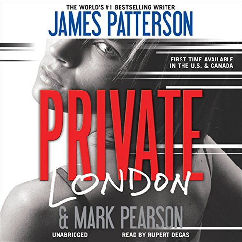 Private London audiobook cover art