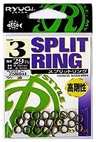 RYUGI(リューギ) スプリットリング リューギ ZSR041 スプリットリング 3.