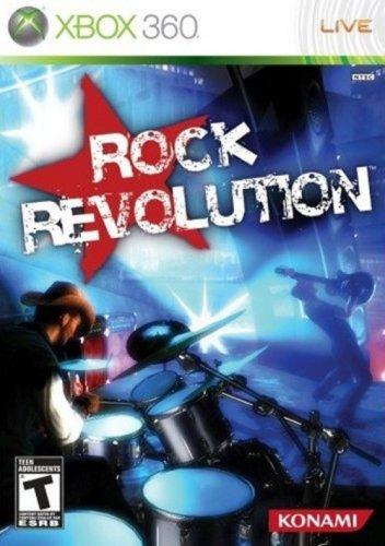 Rock revolution [Edizione : Francia]