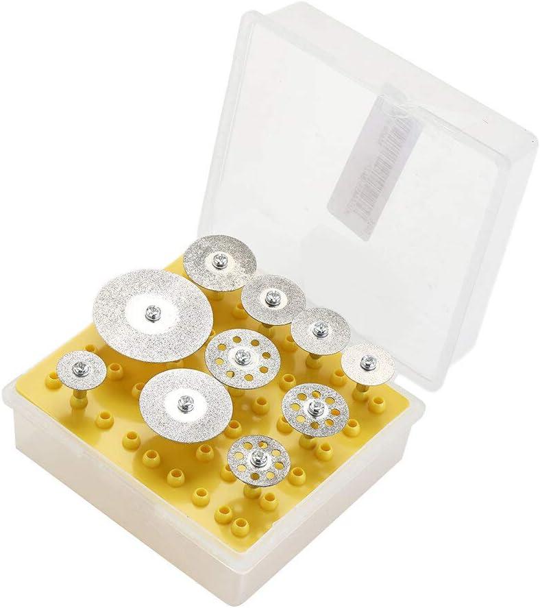 LHBBHSH 5Set 50pcs Cut Discs Challenge the lowest price of Japan ☆ Cheap SALE Start Off Wheel Saw Set Circle Tool
