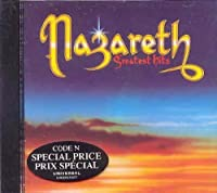 Greatest Hits by Nazareth (2009-05-03)
