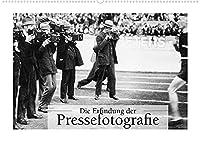 Die Erfindung der Pressefotografie - Aus der Sammlung Ullstein 1894-1945 (Wandkalender 2022 DIN A2 quer): Eine gemeinsame Ausstellung von ullstein bild / Axel Springer Syndication GmbH und dem Deutschen Historischen Museum (Monatskalender, 14 Seiten )