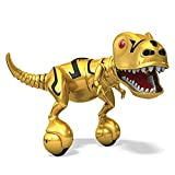 Zoomer Dino: Limited Edition Metallic Gold Finish Exclusive