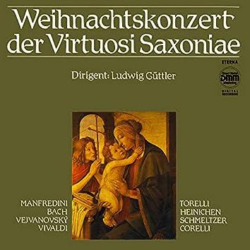 Weihnachtskonzert der Virtuosi Saxoniae