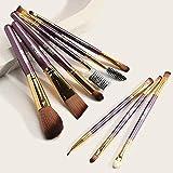 02 3 Colors Makeup Brushes Set Eye Shadow Foundation Powder Eyeliner Eyelash Lip Make Up Brush Cosmetic Beauty Tool Kit Hot