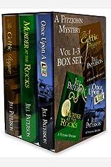 A FITZJOHN MYSTERY VOL 1-3 BOX SET Kindle Edition