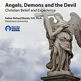 Angels, Demons and the Devil audiobook cover art