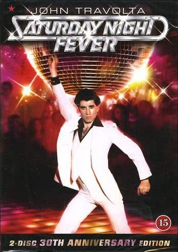 La febbre del sabato sera / Saturday Night Fever [ Origine Danese, Nessuna Lingua Italiana ]