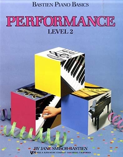 WP212 - Bastien Piano Basics - Performance Level 2