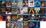 Ultimate Halloween Collection Movies on Blu ray- 30 Horror / Thrillers / Scary - Carrie / Scream / Pulse /...
