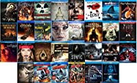 Image: Ultimate Halloween Collection Movies on Blu ray- 30 Horror / Thrillers / Scary - Carrie / Scream / Pulse / House of Wax / House at the End of the Street / Wrong Turn 6 / Ouija and More