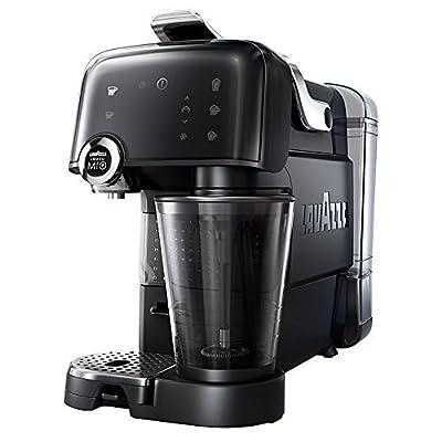 Lavazza Fantasia - Coffee Makers (Freestanding, Semi-auto, Espresso Machine, Lavazza A Modo Mio, Coffee Capsule, Black)