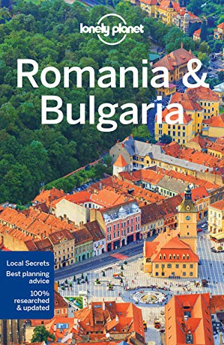 Lonely Planet Romania & Bulgaria (Multi Country Guide)