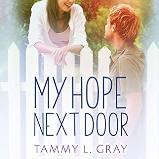 My Hope Next Door audiobook cover art