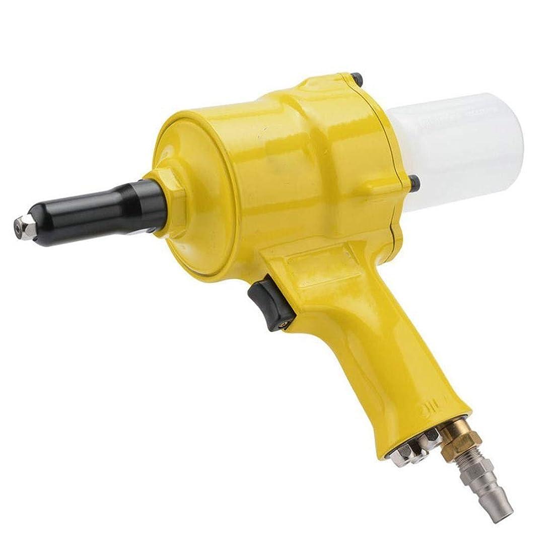 多様なメンダシティ食事エア工具 ハンドツール 空気圧プラー、ハンドヘルド空気圧リベットプライヤー工業用グレードのハンドツール