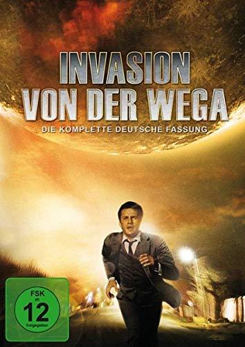 Invasion von der Wega - Die komplette deutsche Fassung (6 DVDs)