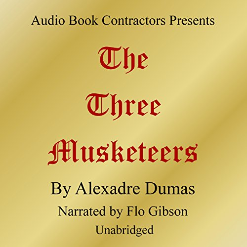 Couverture de The Three Musketeers
